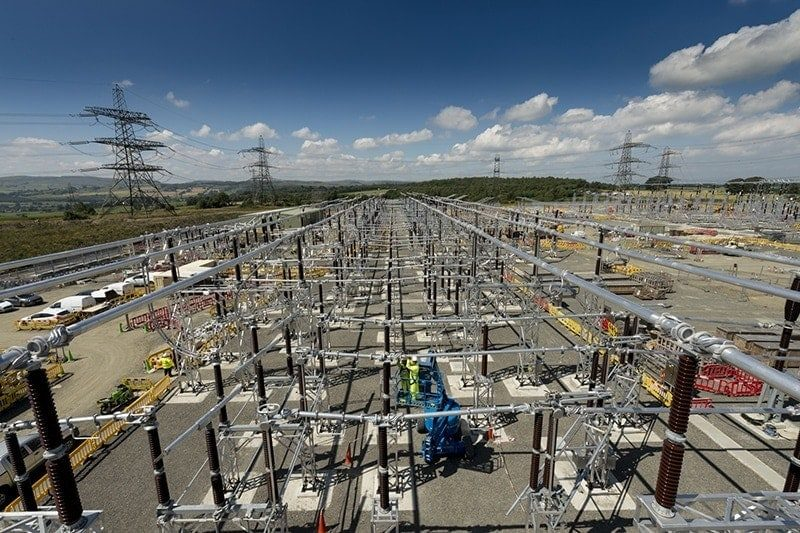 Power Major projects Siemsa