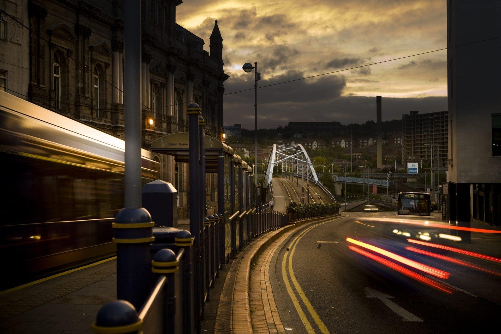 Proyecto innovación urbana Sheffield Smart Lab