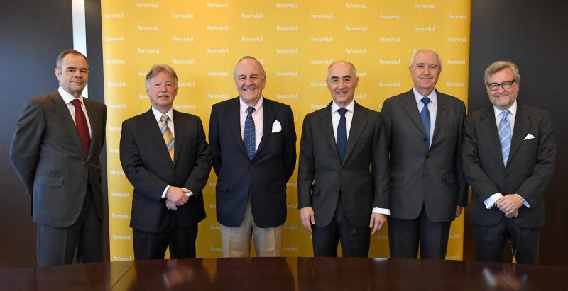 Signing Social Infrastructure and Social Action Spain