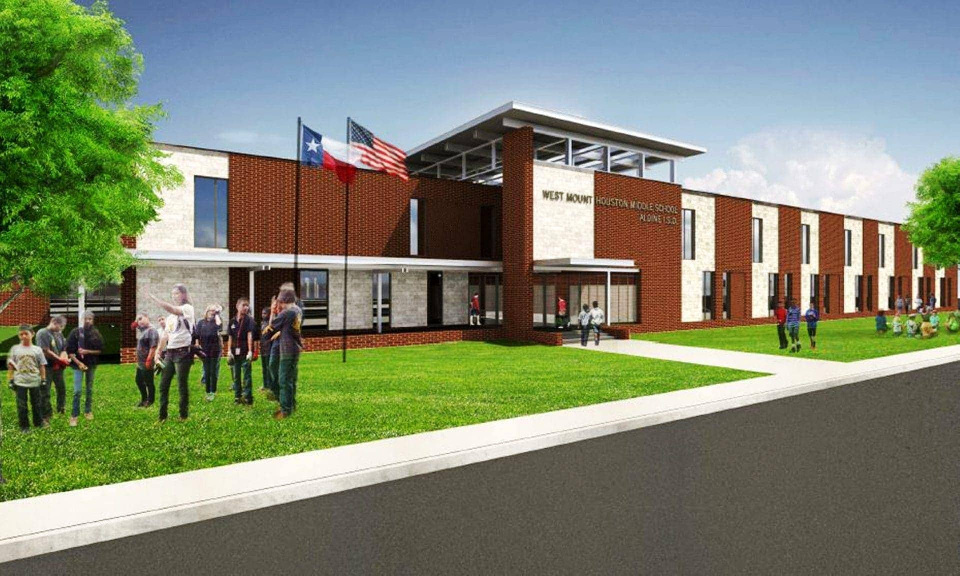 Ferrovial will build schools in Texas