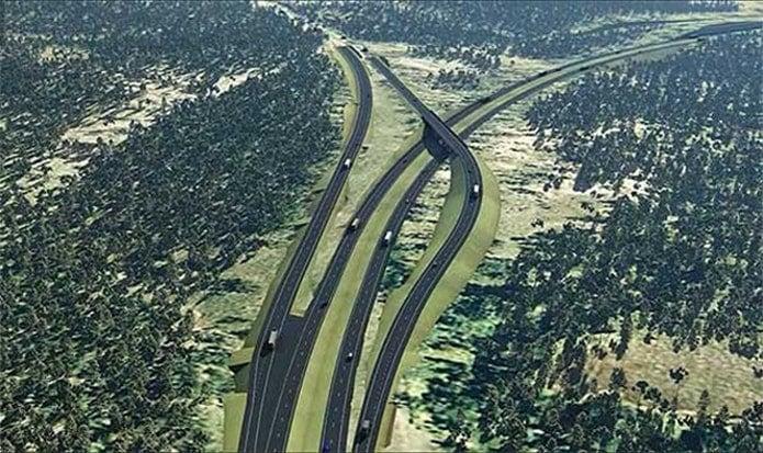 Toowoomba Range