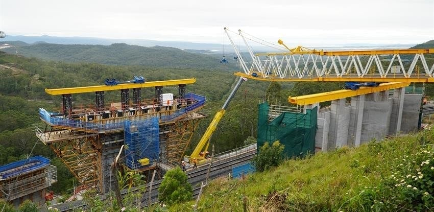 Toowoomba second range crossing proyecto australia