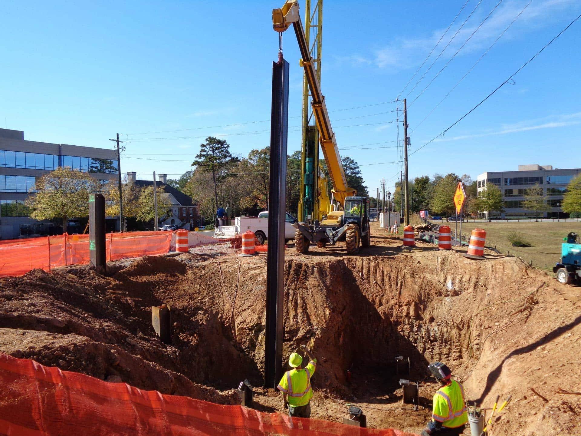 mejoras carreteras en atlanta I-285/SR 400