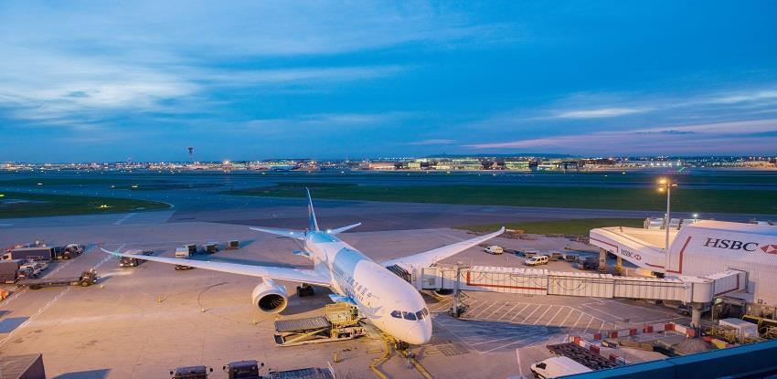 tráfico de pasajeros aeropuertos junio