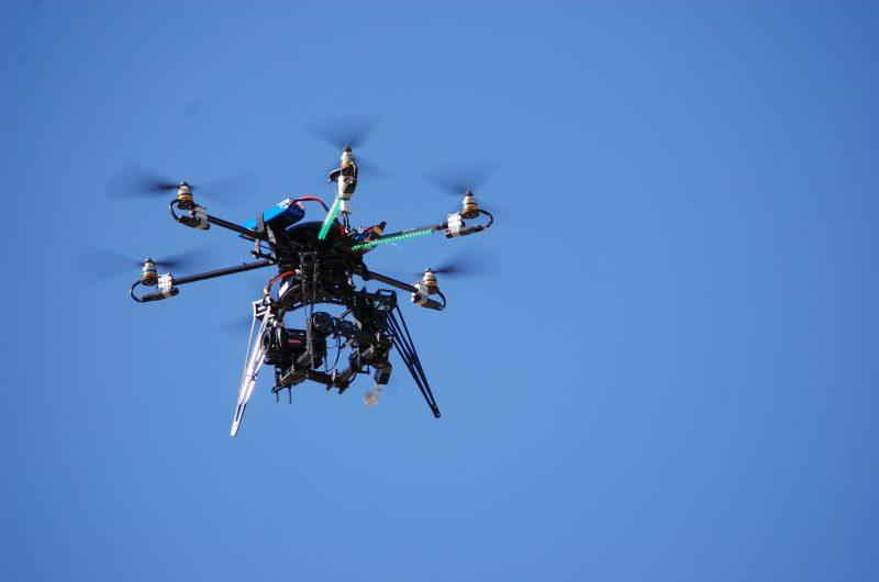 use of drones services australia