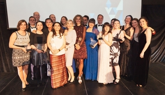 Ferrovial Agroman at the women in construction and engineering awards