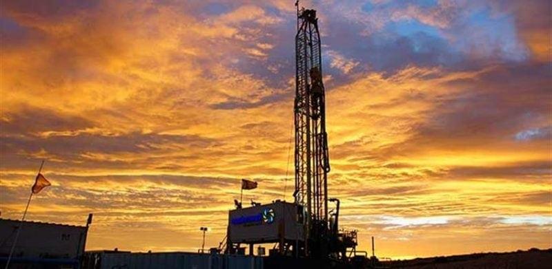 yacimiento de gas y petróleo