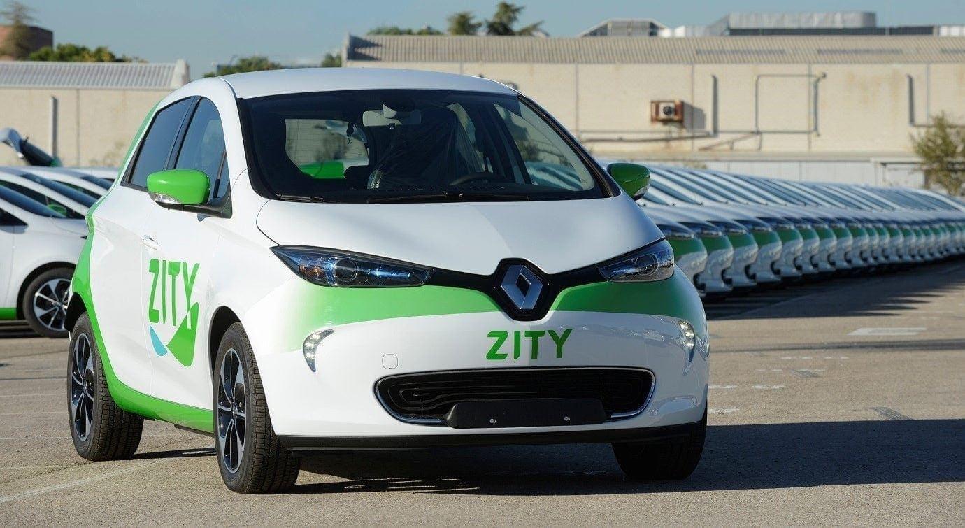 Llega ZITY, la nueva generación de car sharing eléctrico Sala de Prensa