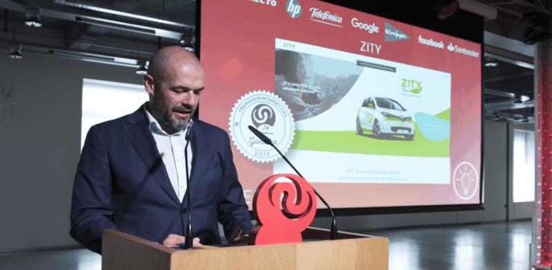 Zity Premio al Emprendimiento e Investigación