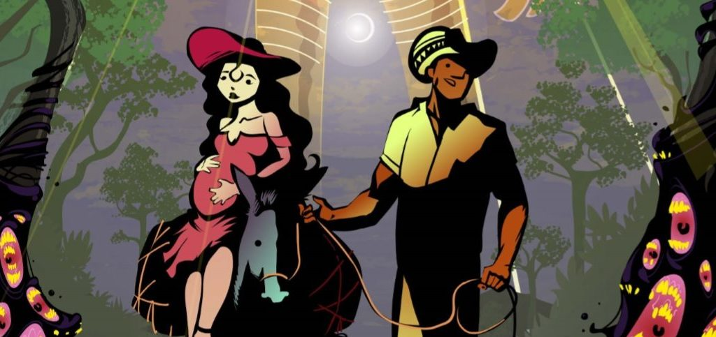 El Salado Graphic Novel