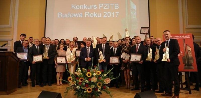 Construction of the Year awards Poland