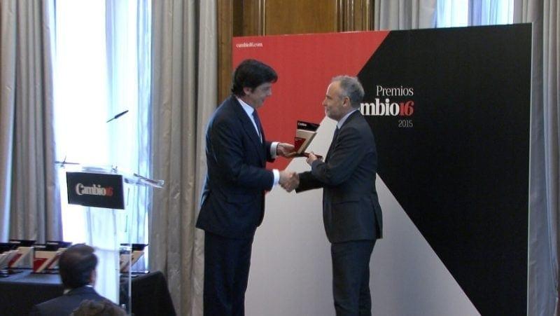Premio de Cambio 16