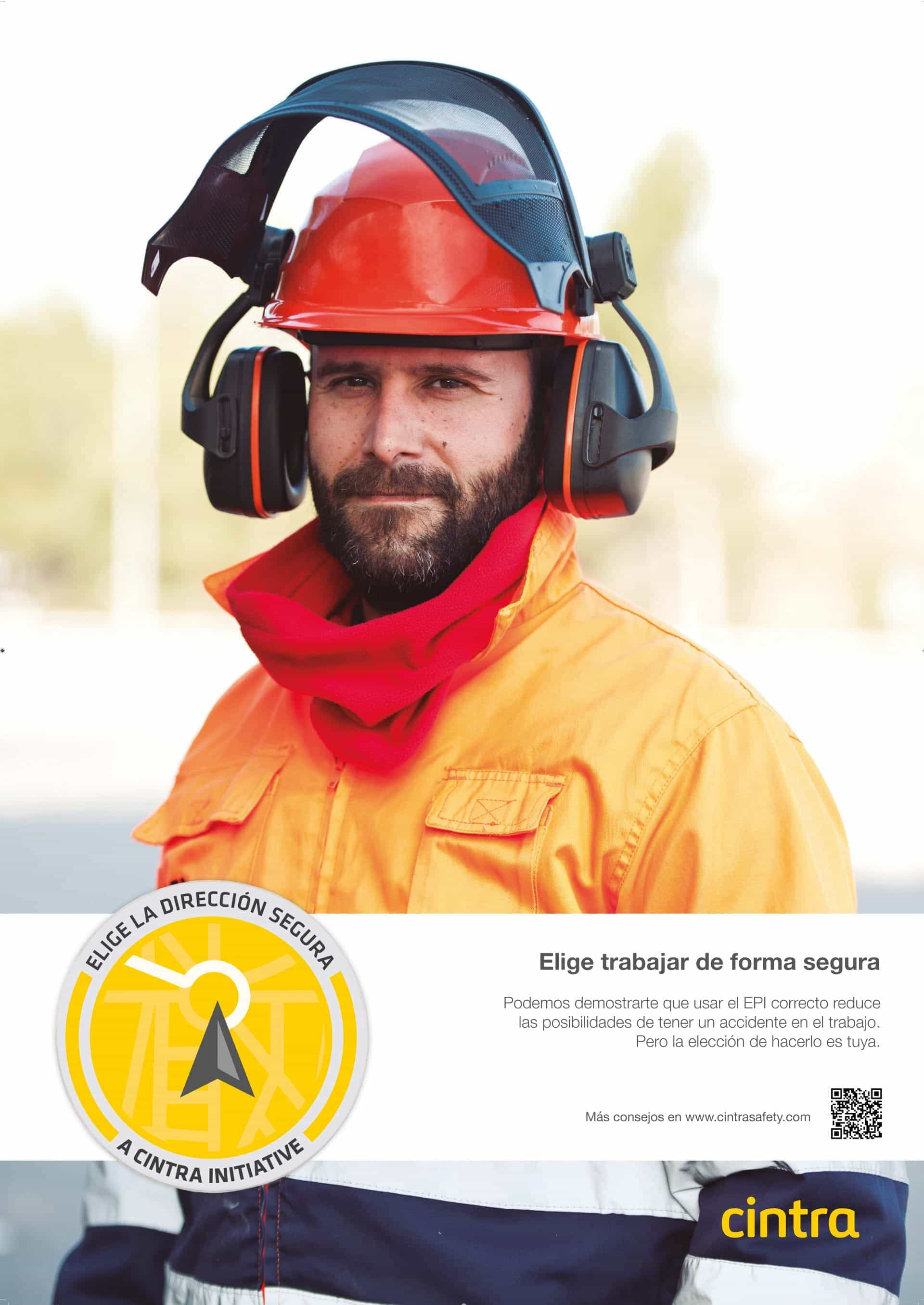 Campaña 'Choose the safe way' de Cintra