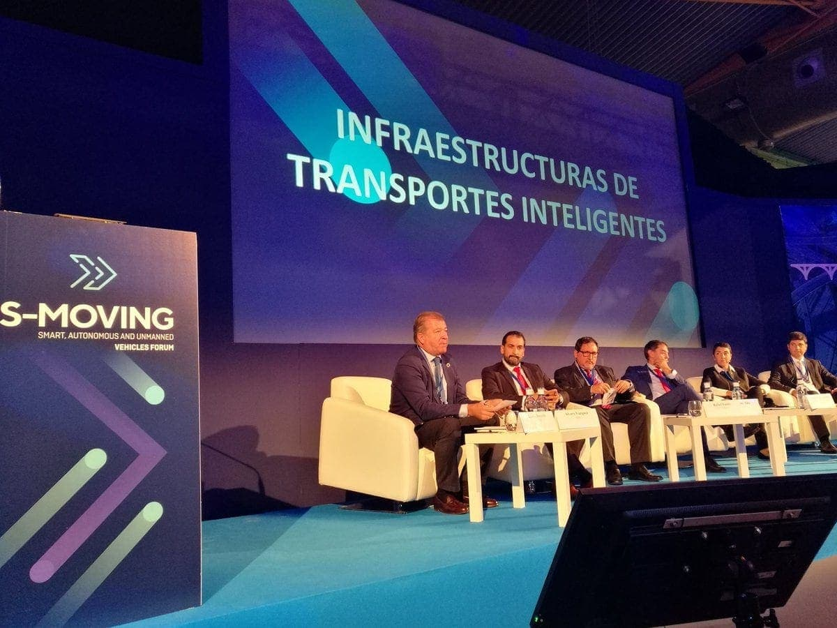 Ferrovial at S-MOVING 2018