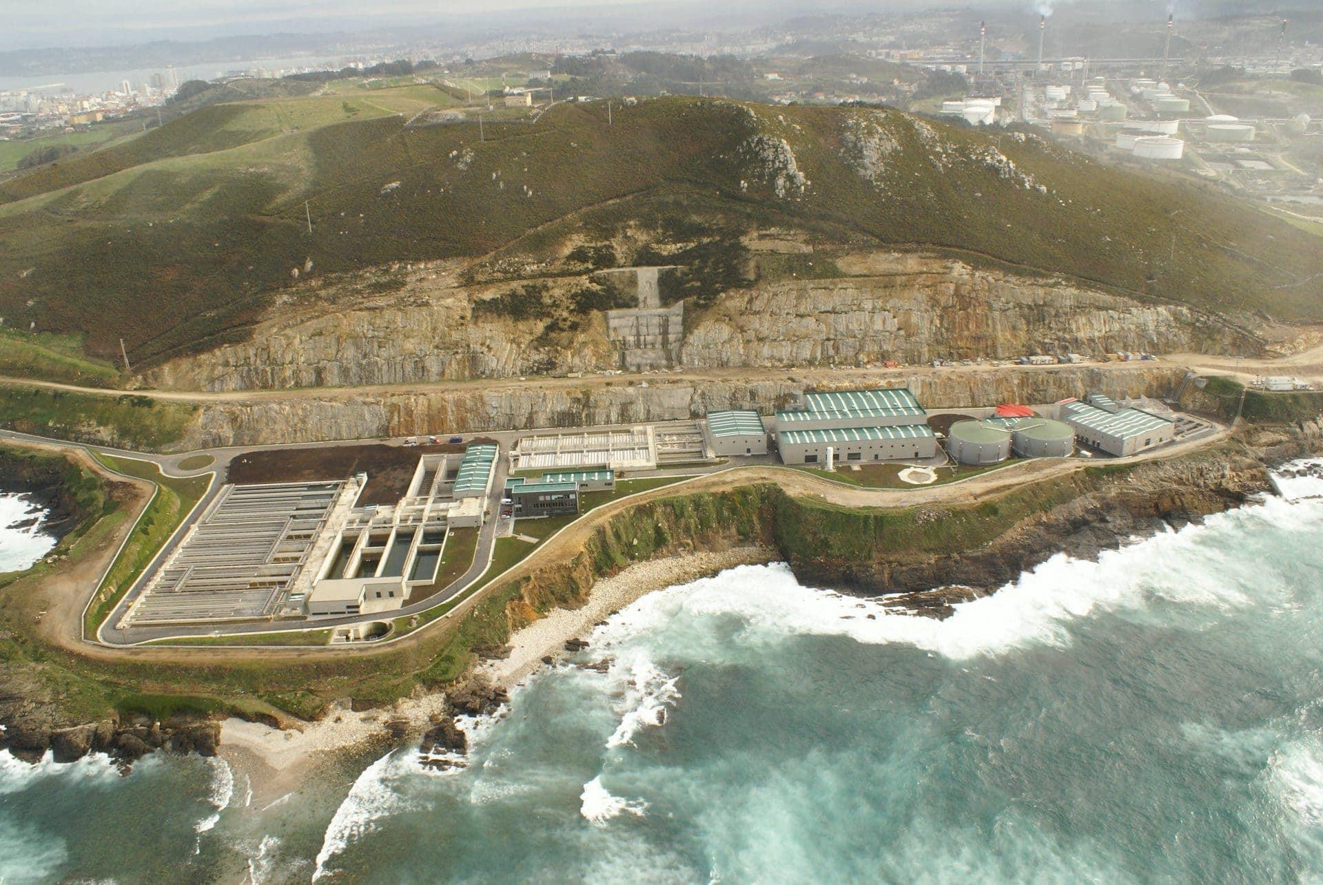 planta de producción de biometano de Bens