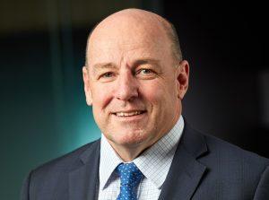 Tom Quinn, consejero delegado de Broadspectrum
