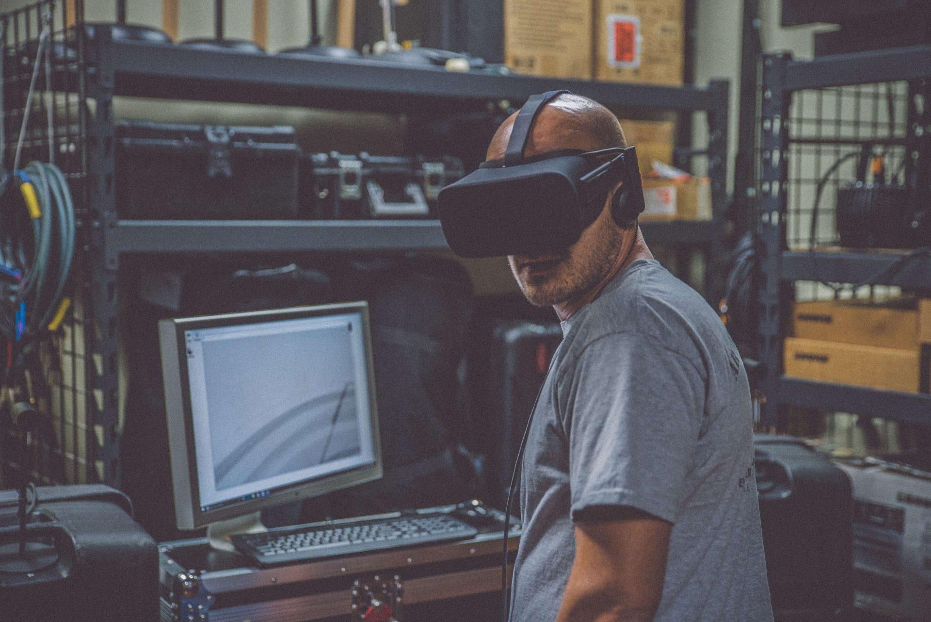 realidad virtual prevenir accidentes de trafico