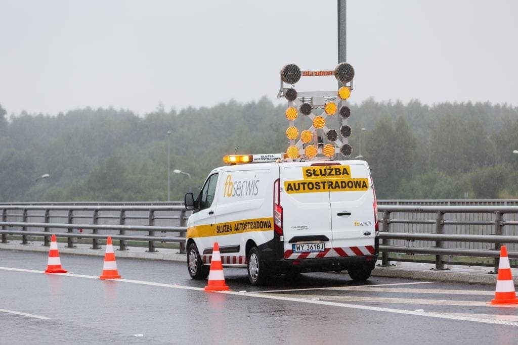 FBSerwis to Maintain 92 Kilometers of A1 Motorway in South of Poland