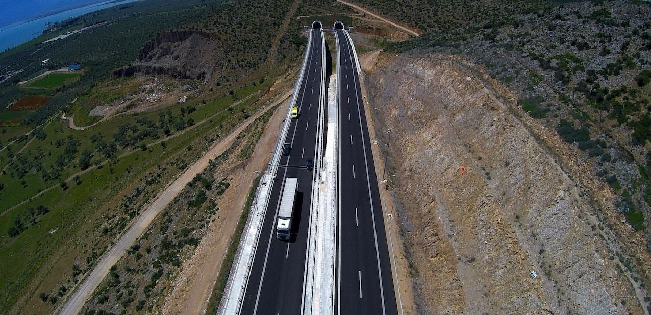 Kentriki Odos, Greece