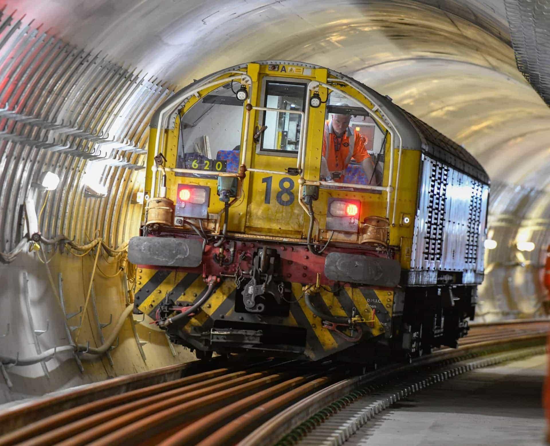 NLE First train 2018