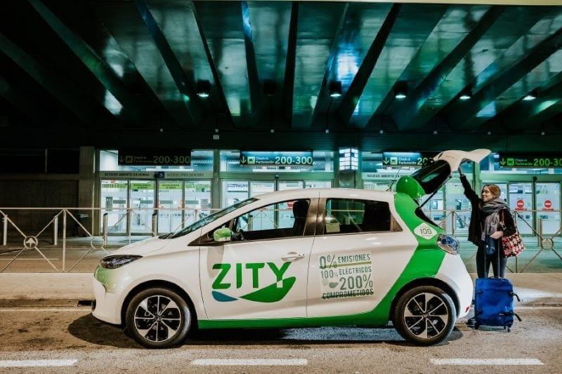 ZITY ha cumplido su primer aniversario desde el lanzamiento del servicio de carsharing en Madrid