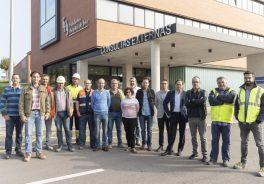 Agroman concluye reforma Hospital de Jove-gente