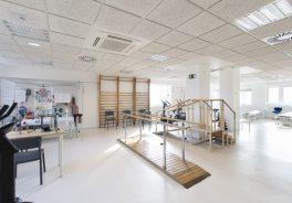 Agroman concluye reforma Hospital de Jove-rehabilitacion
