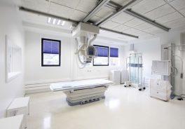 Agroman concluye reforma Hospital de Jove-sala