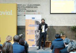 Presentación de proyectos para Ferrovial en el Corporate Day