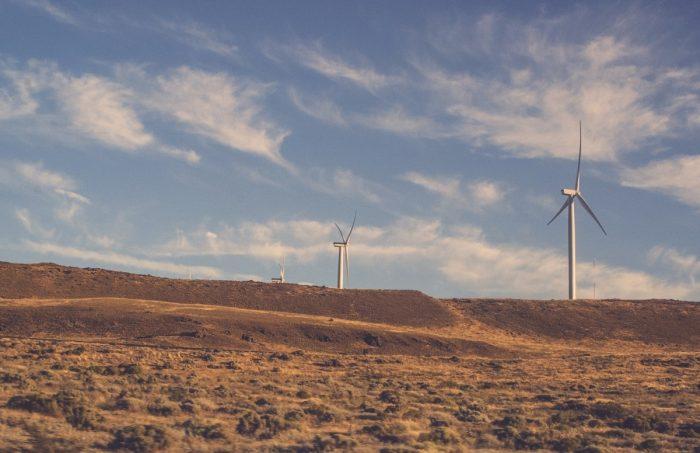 Molinos energía sostenible