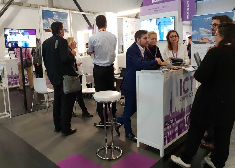 Stand ICT 2018