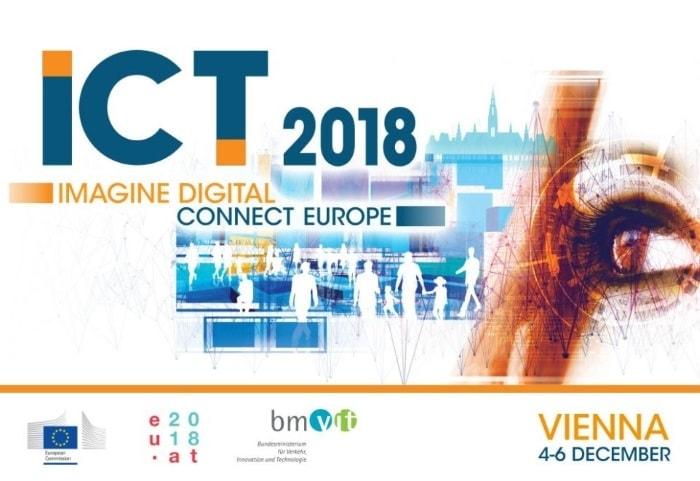 ICT 2018 Viena