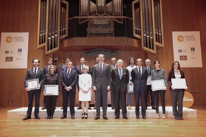 Winners CODESPA Awards 2019