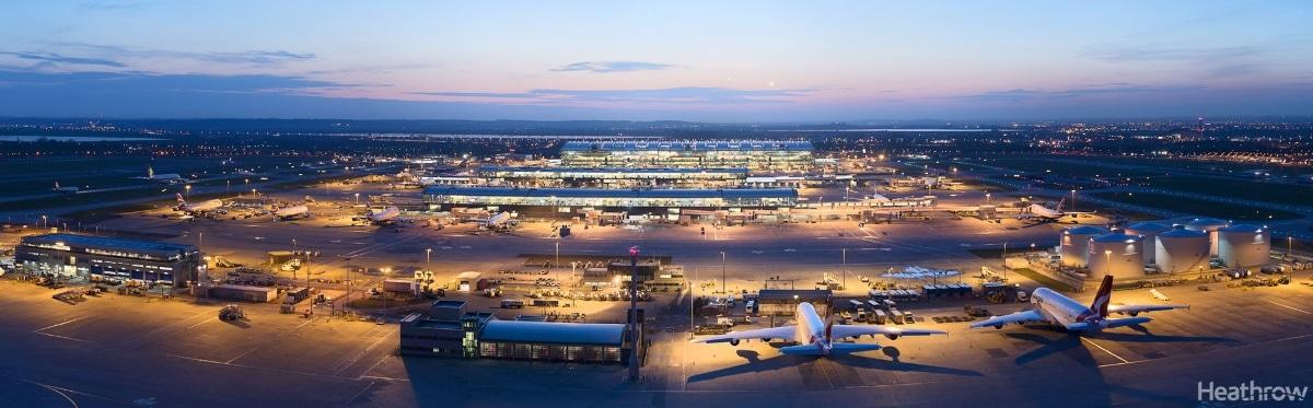 Terminal 5 aeropuerto de Heathrow