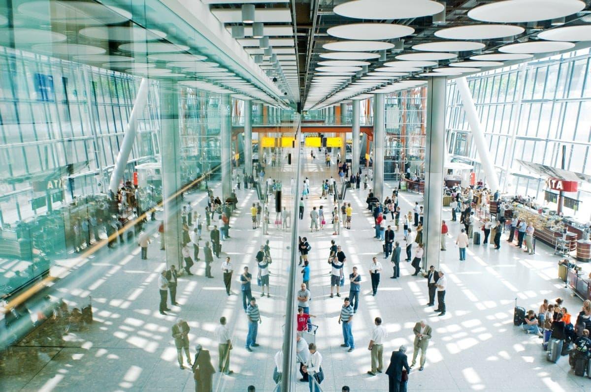 T5 aeropuerto Heathrow
