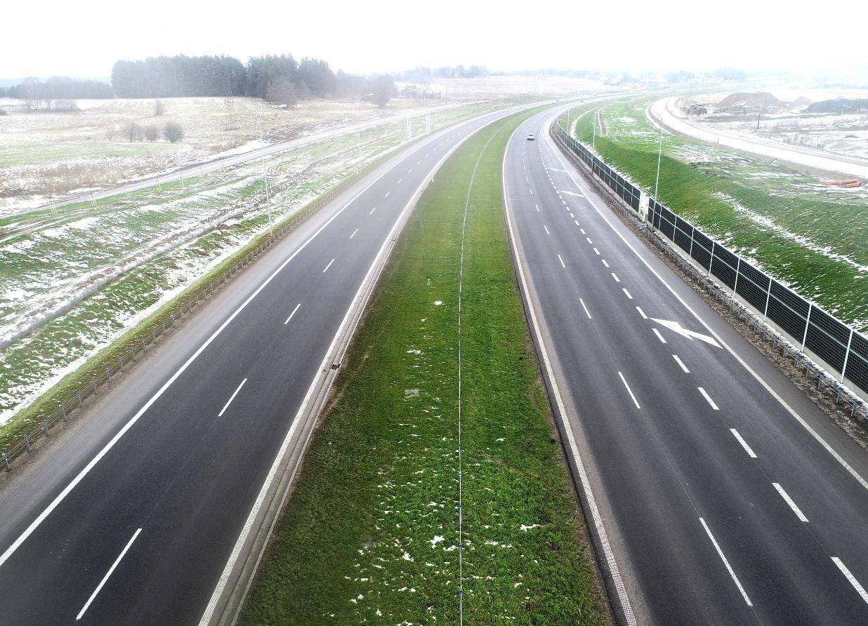 carretera de circunvalación S51 de Olsztyn