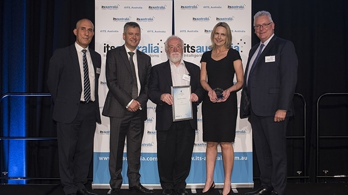 Broadspectrum receives award for best intelligent transport system in Australia