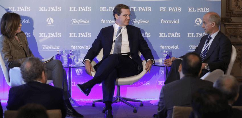 Alejandro de la joya, hablando sobre Perú y los mercados