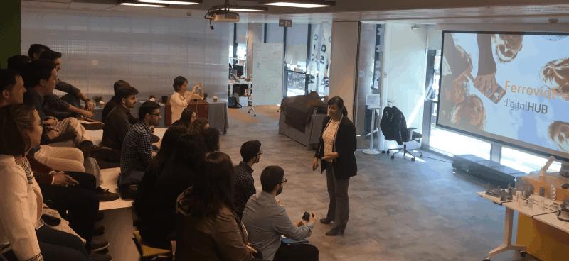 Ferrovial y La Fundación Princesa de Girona organizan el II Centro de Desarrollo para jóvenes del programa 'Rescatadores de Talento'