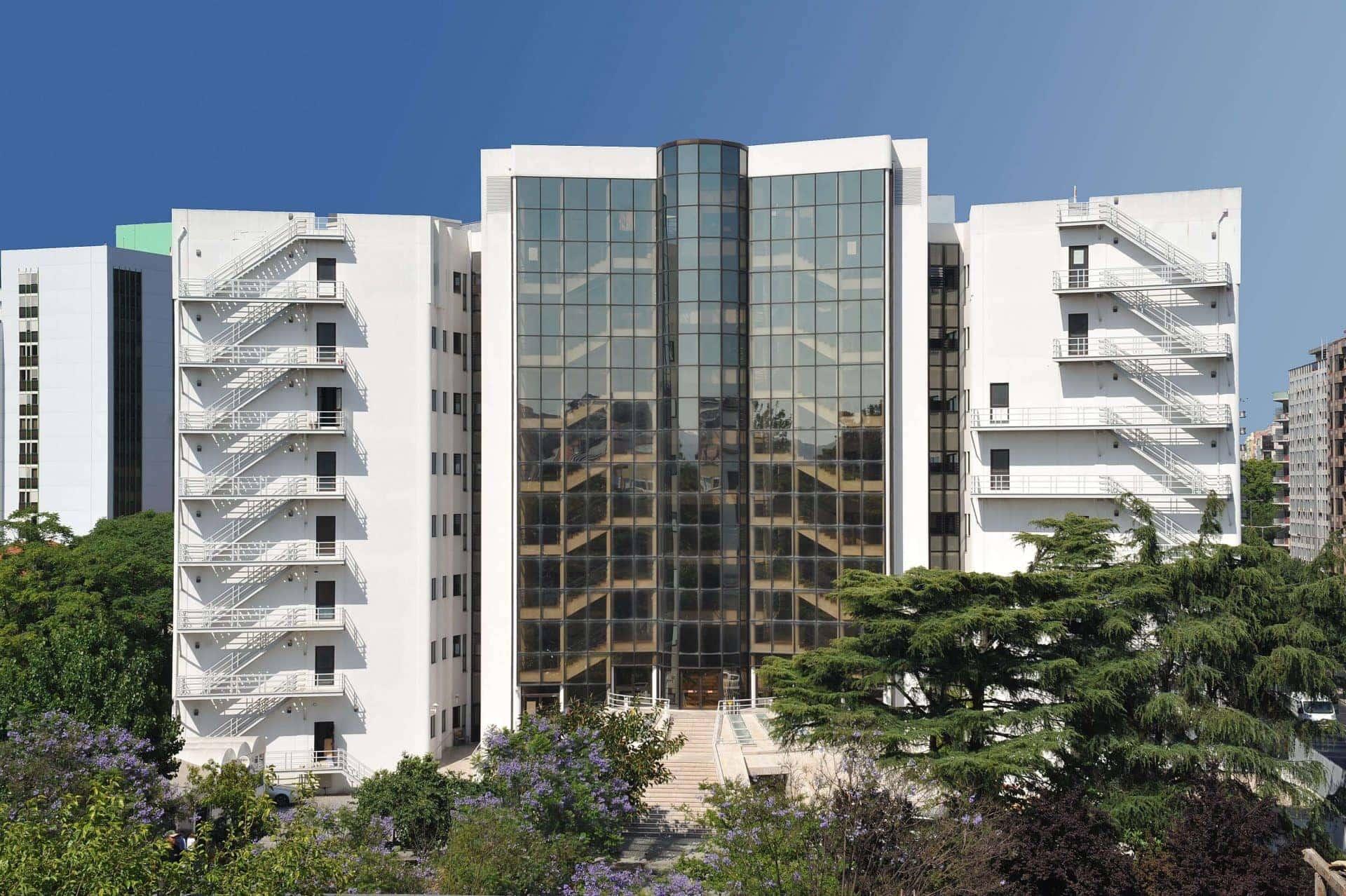 FCSH - Torre B Exterior 2 mantenimiento servicios portugal