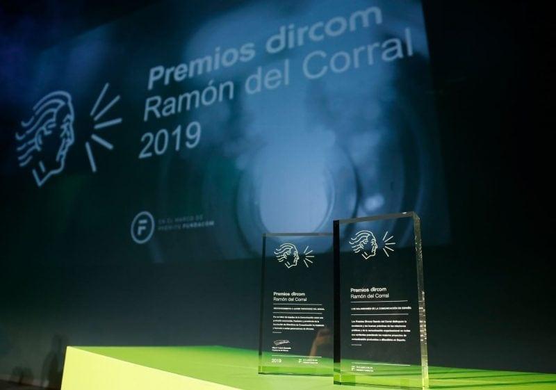 """""""El Salado, agua para la paz"""" recibe dos galardones en los Premios Dircom"""