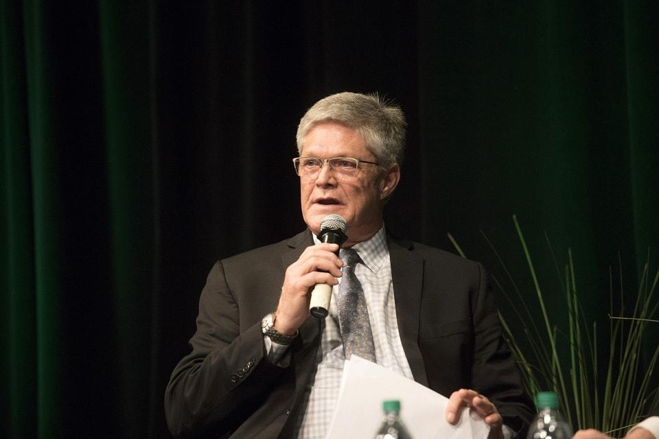 Robert Hinkle at 10th Annual Northeast Tarrant Transportation Summit