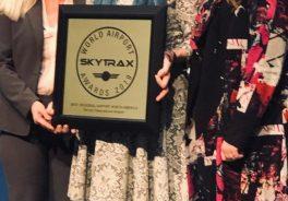 presentation of the skytrax awards