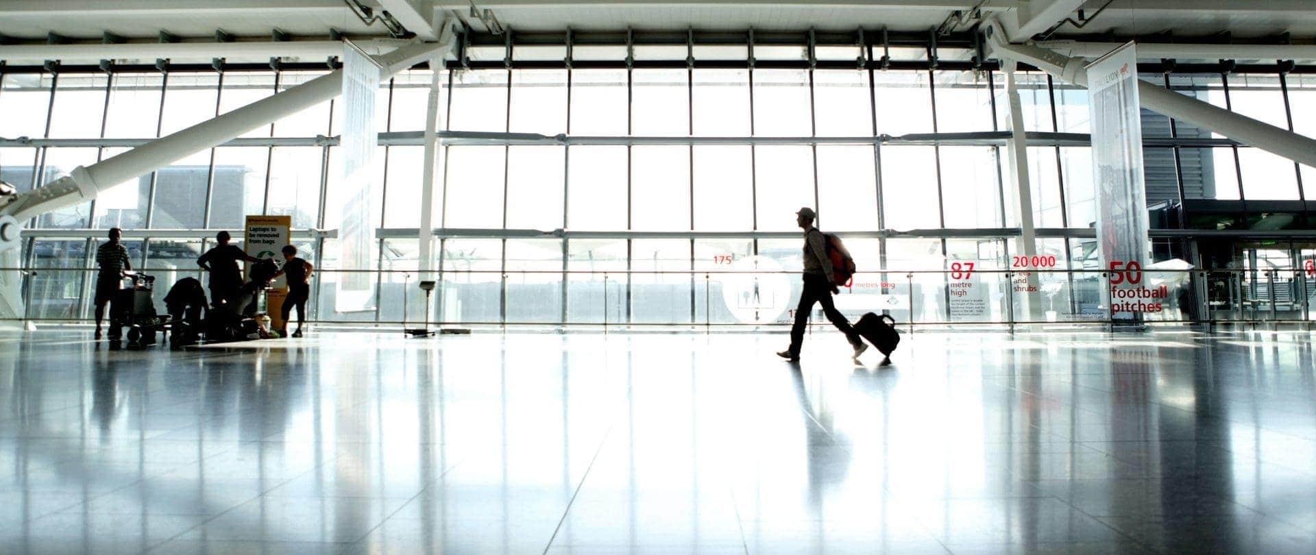 Heathrow alcanza un nuevo récord con 6,5 millones de pasajeros en el mes de marzo