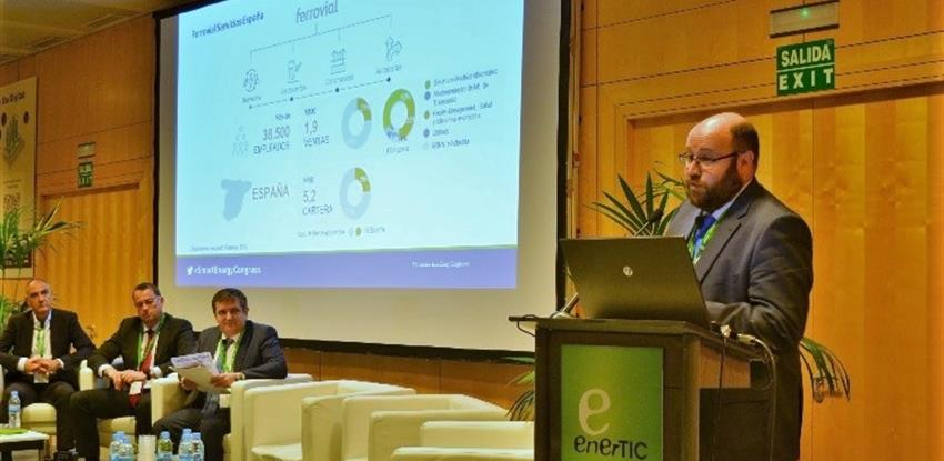 Ferrovial Services Participates in the 8th Smart Energy Congress