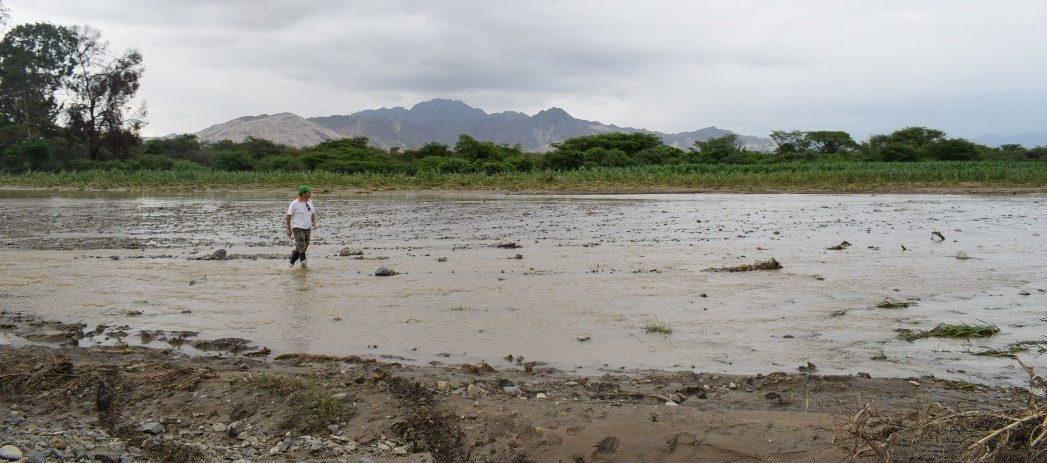 Ferrovial desarrolla infraestructuras de agua para los damnificados por el fenómeno 'El Niño Costero' en Perú