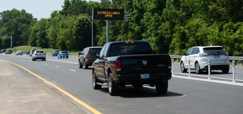 Northern Section of I-77 Express Opens June 1