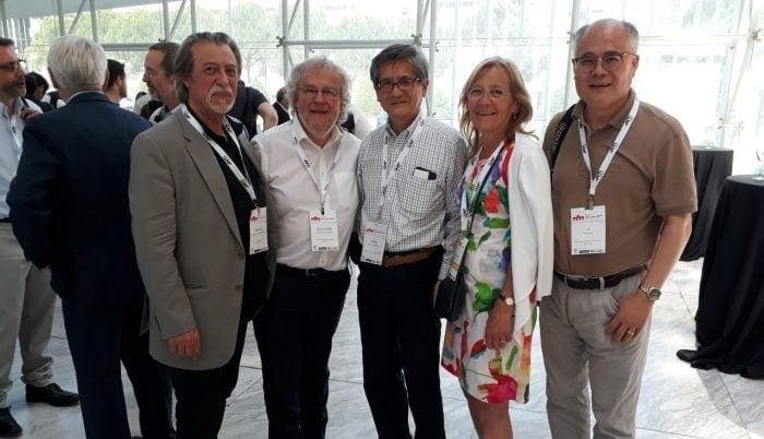 Foto de grupo de asistentes al Noise Congress