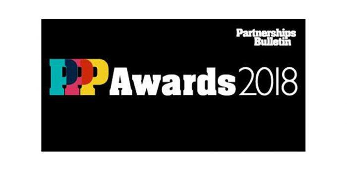 Logo de los PPP Awards 2018