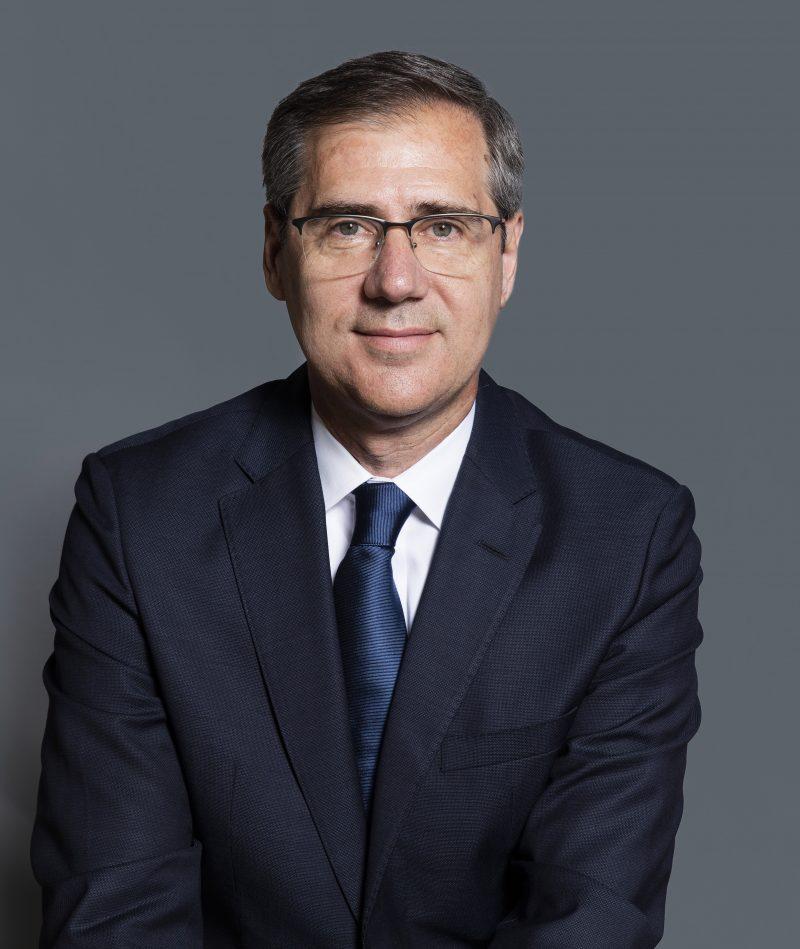 Ignacio Madridejos CEO Ferrovial